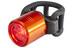 Lezyne LED Femto Drive Rear fietsverlichting oranje